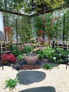 Kleiner Zen Garten - garden bridge japanesegardens small japanese