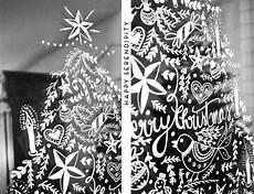 Malvorlagen Weihnachten Kreidestift Diy Opulente Weihnachtliche Fensterdeko Mit Kreidemarker