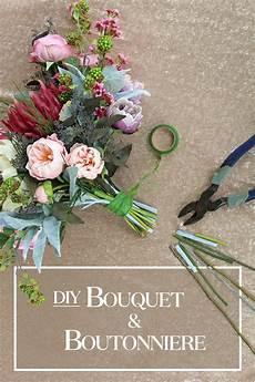 diy bouquet boutonniere glam wedding in 2019 mrs dallas jeffries boquette wedding diy
