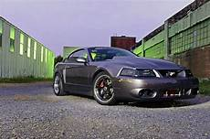 this 2003 ford mustang terminator cobra has traveled a