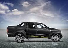 Vw Amarok V8 - mtm gives the volkswagen amarok v8 tdi power