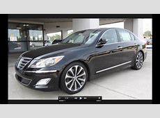 2012 Hyundai Genesis 5.0 R Spec Start Up, Exhaust, and In