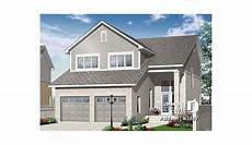 narrow lot house plans with front garage front base model of house plan 3889 narrow house plans