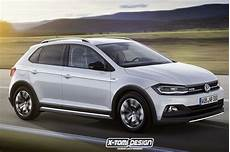 cross polo 2018 volkswagen cross polo 2018 rendered pictures details