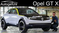 The Future Of Opel Opel Gt X Experimental Review Design