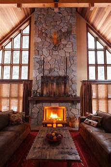 rustic stone fireplace with other stuff pinterest tvs stone fireplaces and photos