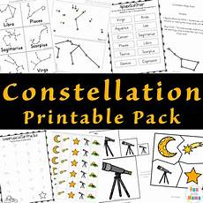 constellation printable pack