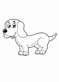 Hunde Ausmalbilder Dackel Ausmalbilder Dackel Tiere Zum Ausmalen Malvorlagen Hund