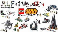 lego winter sets 2019 lego wars 2019 compilation of all winter sets 2018