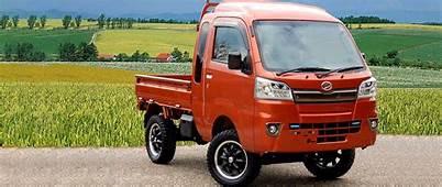 Samurai Mini – Japanese Minitrucks From Daihatsu Suzuki