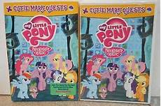 my pony friendship is magic cutie quests