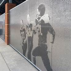 imagewall perforated metal solutions by zahner archello