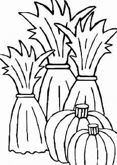 awesome corn stalk coloring page 08 09 2015 081307 mcoloring pumpkin coloring pages fall