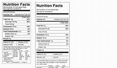30 blank nutrition label template in 2020 with images