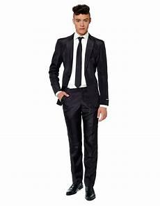 costume noir homme costume mr solid noir homme suitmeister deguise toi