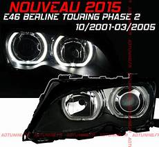 phare bmw e46 bmw e46 serie 3 phase 2 berline touring feux phare