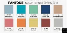 color palette inspiration pantone spring 2015 color