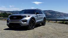 drive review 2020 ford explorer st dances with the
