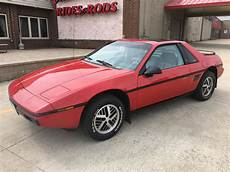 automotive service manuals 1984 pontiac fiero seat position control 1984 pontiac fiero for sale classiccars com cc 962833