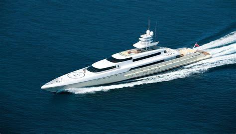 Sergey Brin Yacht