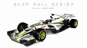 Here's What 2017s F1 Cars Could Look Like With Retro Liveries