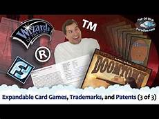 expandable card games ecg trademarks patents 3 of 3 youtube