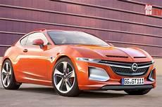 Opel Gt 2018 Autobild De