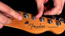 How To Change Guitar Strings Properly Guitar Lessons