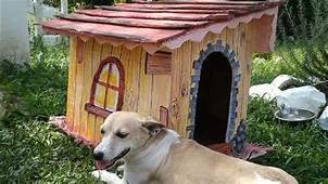 Casinha De Cachorro Para Proteger Do Frio Gastando Quase
