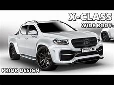 mercedes x class wide by prior design