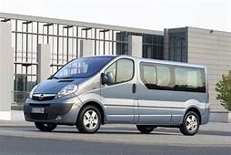 2007 Opel Vivaro Photos Informations Articles