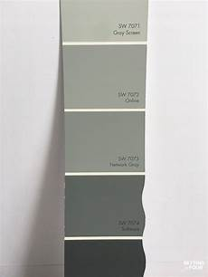 how to identify paint color undertones to choose the right color setting for four