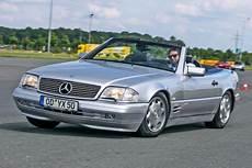 mercedes sl 500 r 129 v8 roadster klassiker des tages