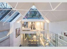 Modern Artist's Studio Terrace House In Chelsea