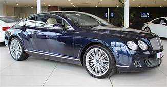 Care For An Ex Cristiano Ronaldo Bentley Continental GT Speed