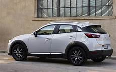 Mazda Cx 3 Gets Some Upgrades For 2019 Including Refined