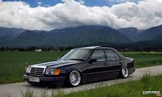 mercedes w124 tuning tuning mercedes e200 w124 front and side