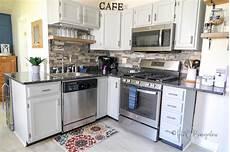 Stick On Tile Backsplash Kitchen