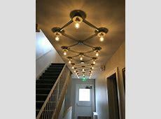 Flush Mount Grid Light in 2019   Ceiling light design