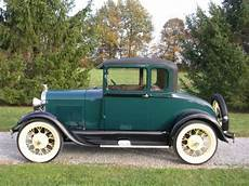 ford model a sell used 1929 ford model a special coupe with rumble seat