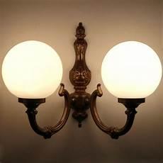 ben 2 arm traditional wall light globe wall light by irish pub lighting