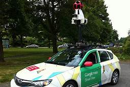 Google Maps 'Street View' Car In West Michigan Say 'Cheese'
