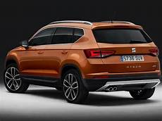 seat configurator and price list for the new ateca