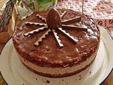 Kinderschokoladen Torte Rezept Mit Bild Cookie