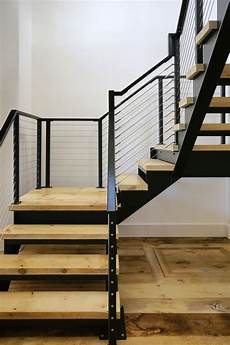 treppe stahl holz these steel stair stringers are made from laser cut steel
