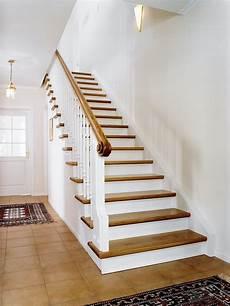 Deko Treppe Holz - gerade eichenholztreppe die gerade treppe aus eichenholz