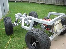 Modified Power Wheels Gas Powered Jeep