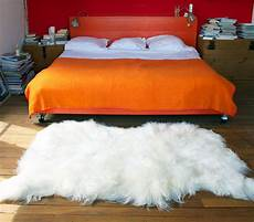 peau de mouton peau de mouton big moumoute fab design blanc made in