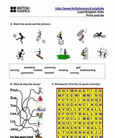 like sports worksheets 15833 let s learn sports worksheet