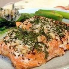 filets de saumon au four recette saumon au four